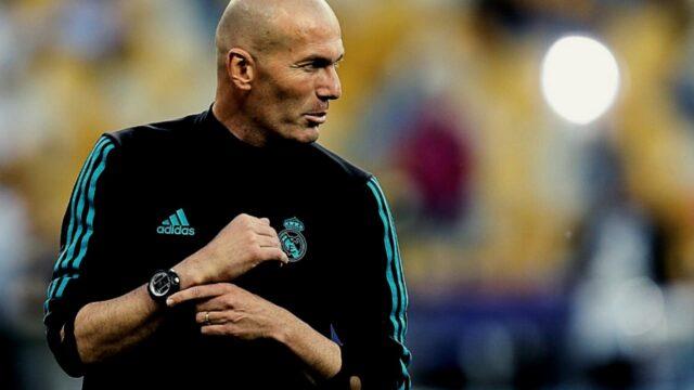Ρεάλ Μαδρίτης: Ο Ζιντάν άφησε ανοικτό ενδεχόμενο επιστροφής του Ρονάλντο!