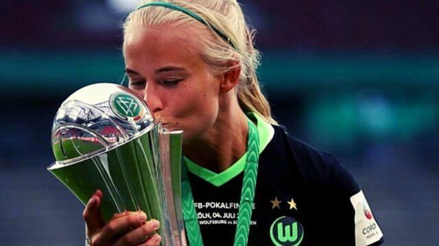 Πέρνιλ Χάντερ: Η ακριβότερη μεταγραφή στο γυναικείο ποδόσφαιρο!
