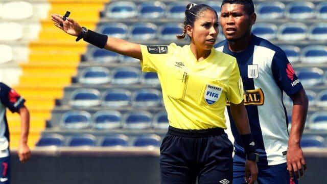Για πρώτη φορά γυναίκες διαιτητές στο Copa Libertadores!