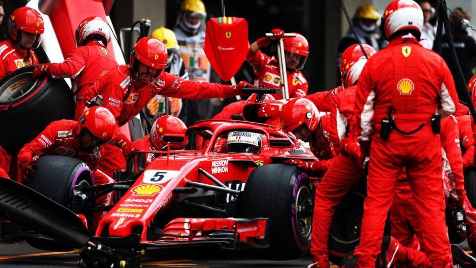 10 απίστευτες ιστορικές στιγμές στα pits της Formula 1! (Vid)