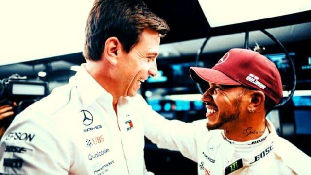 Formula 1: Ο Χάμιλτον, ο 7ος τίτλος και η τούρτα των 50 εκ!