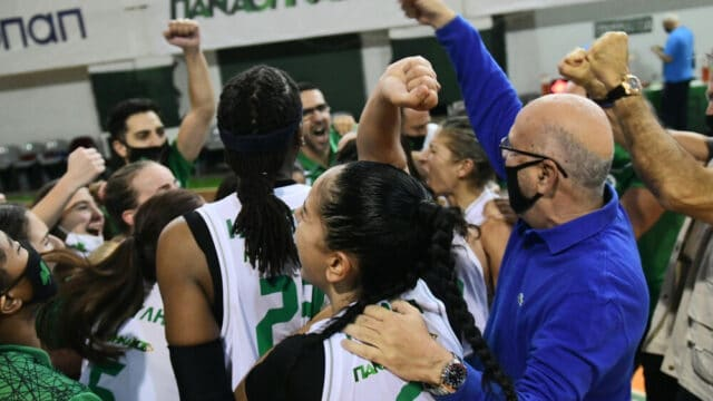 Γιαννακόπουλος: Το σύνθημα του για την νίκη στο γυναικείο μπάσκετ!