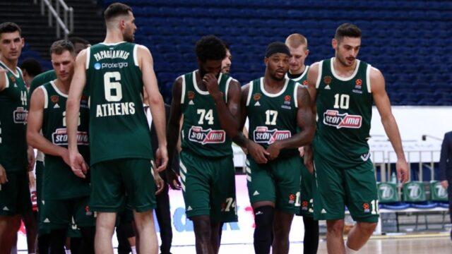 Euroleague: Ο Παναθηναϊκός στα χαρτιά 20-0 την Βιλερμπάν;