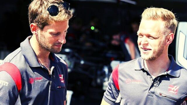 Τέλος από τη Haas οι Grosjean και Magnussen! Ο Γάλλος αφήνει την F1!