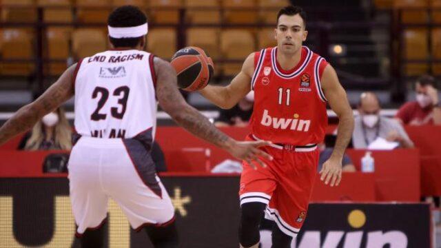 Euroleague: Με πολύ καλή άμυνα κέρδισε την Αρμανί ο Ολυμπιακός!