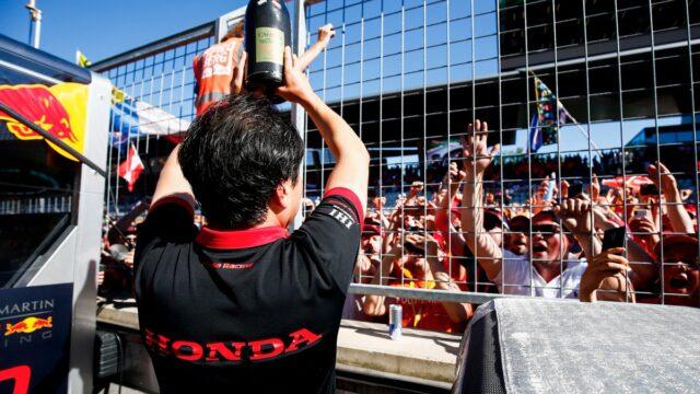 Η Honda χαιρετάει την Formula 1 στο τέλος της χρονιάς!