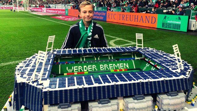Ταλαντούχος δωδεκάχρονος έχει φτιάξει με Lego όλα τα γήπεδα της Bundesliga!
