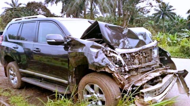 """Είχε πραγματικά """"άγιο"""" σε σοβαρό τροχαίο ατύχημα ο Σαμουέλ Ετό!"""
