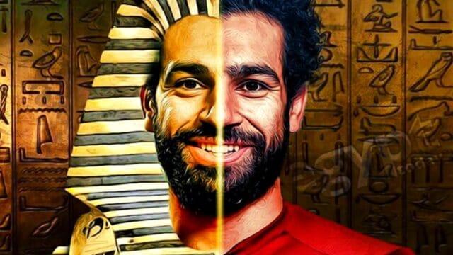 """Σαλάχ: Γι'αυτό τον λένε Αιγύπτιο """"βασιλιά""""!"""
