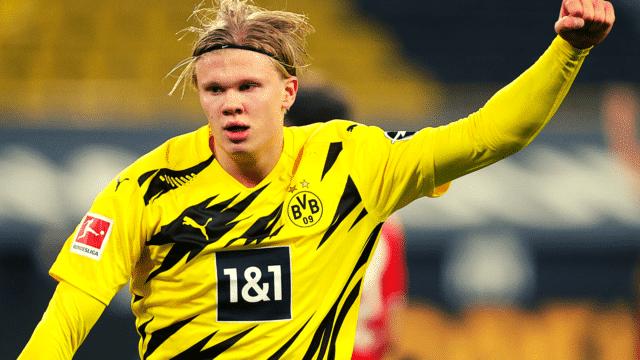 ΜVP Αυγούστου για Bundesliga ο Χάαλαντ!
