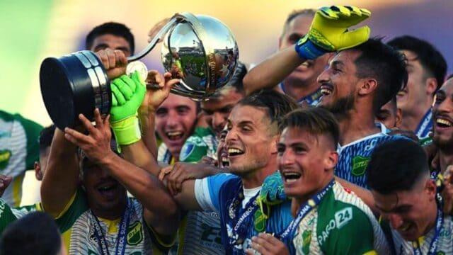 Η ομάδα του Κρέσπο έκανε δικό της το Copa Sudamericana! (vid)