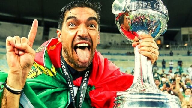 Η Παλμέιρας του Αμπέλ Φερέιρα κατέκτησε το Copa Libertadores!