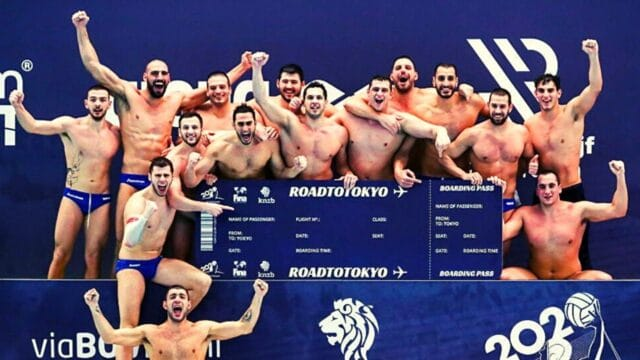 Στο Πόλο πάμε σφαίρα! Η Εθνική πήρε την πρόκριση για την Ολυμπιάδα!