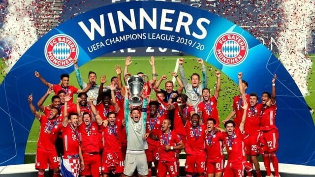 Champions League: Κυριαρχία Γερμανίας-Αγγλίας στην Ευρώπη!