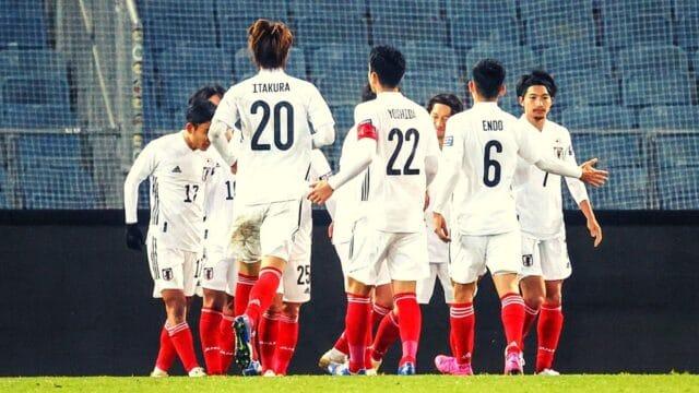 Η Ιαπωνία… τα είχε 14 απέναντι στην Μογγολία! (vid)