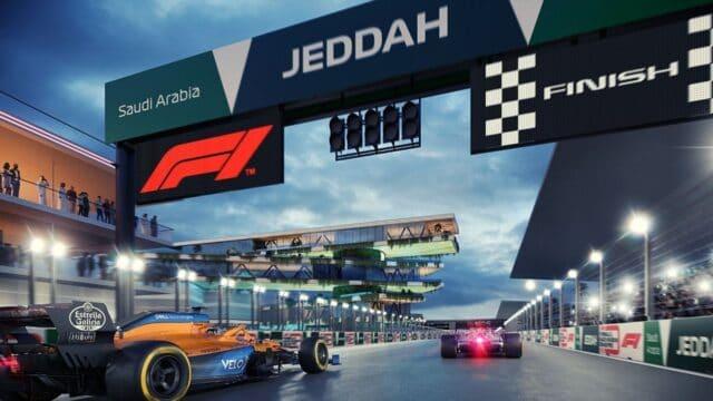 Formula 1: Συναρπάζει η νέα πίστα της Τζέντα, στη Σαουδική Αραβία!