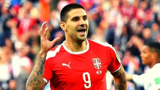 Έγραψε ιστορία ο Αλεξάντρ Μίτροβιτς με τη Σερβία!