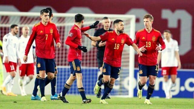 Έσπασε μυθικό ρεκόρ σκοραρίσματος η Εθνική Ισπανίας!