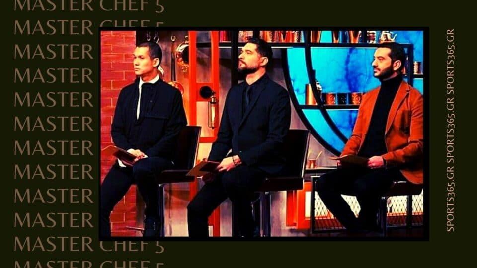 MasterChef 5 Spoiler (17/3): Στέφανος VS Αλέξανδρος – Αυτή η ομάδα χάνει σήμερα!