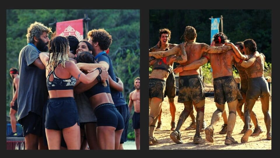 Survivor 4 Spoiler (29/3): Ξέρουμε τους νικητές της Δευτέρας! Μπλε ή Κόκκινη ομάδα;