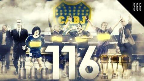 Μπόκα Τζούνιορς: Σαν σήμερα γεννήθηκε μια μεγάλη ομάδα με ιστορία 116 ετών!