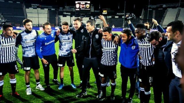 ΠΑΟΚ – ΑΕΚ 2-1: Ανατροπή και στον τελικό οι «ασπρόμαυροι»! (vid)