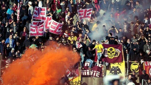 ΑΕΚ-Λιβόρνο: Μια οπαδική φιλία αναλλοίωτη στα χρόνια!
