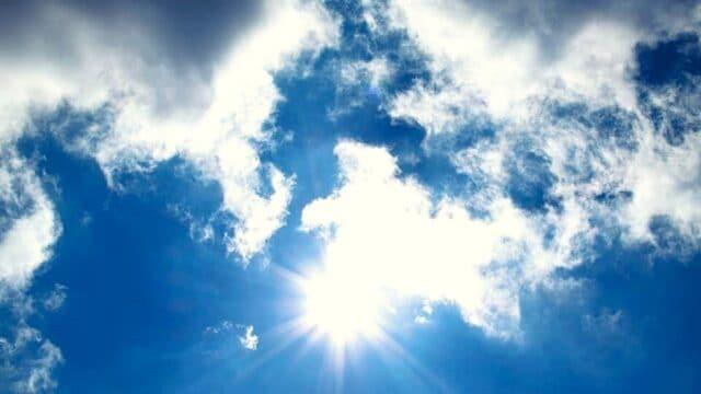 Ανοιξιάτικος ο καιρός το Σαββατοκύριακο – Ανεβαίνει ο υδράργυρος!