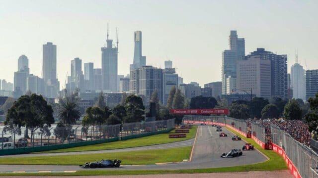 Formula 1: Η πίστα της Μελβούρνης… μεταμορφώνεται σε ναό της ταχύτητας!
