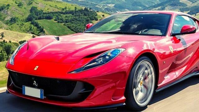 Ferrari 812: Ένας… δαίμονας της ασφάλτου! (pics)
