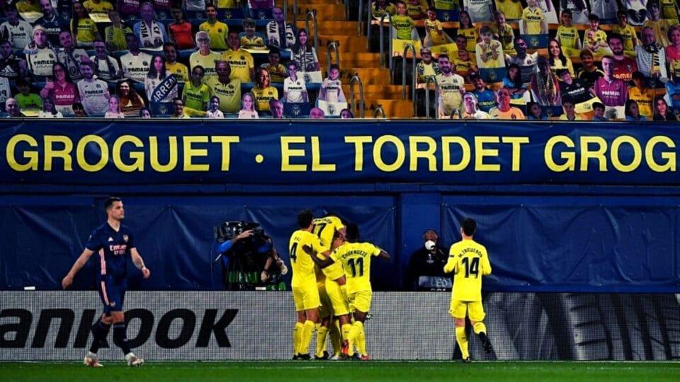 Βιγιαρεάλ – Άρσεναλ 2-1: Το προβάδισμα οι Ισπανοί! (vid)