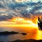 Καιρός (23/04): Ηλιοφάνεια με αυξημένες νεφώσεις!