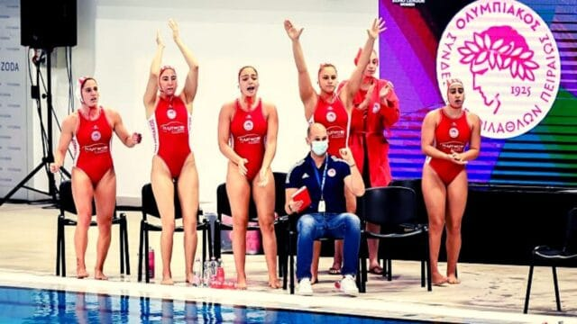 Κορίτσια από χρυσάφι – Στον Ευρωπαϊκό τελικό ο Ολυμπιακός!