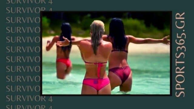 Survivor 4 Spoiler (04/04): Όταν ο σκηνοθέτης έχει κέφια! Αυτό το βίντεο είναι σκέτη κόλαση!