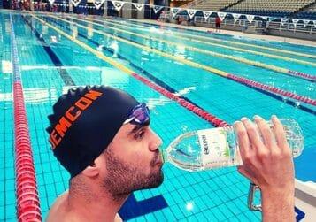 Μία εβδομάδα μέσα στο νερό ο ΣπύροςΧρυσικόπουλος και ρεκόρ γκίνες! (VID)