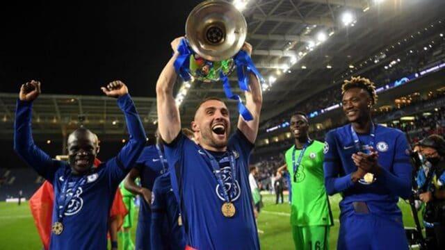 Πήρε 4 Champions League έχοντας παίξει σύνολο 34′!