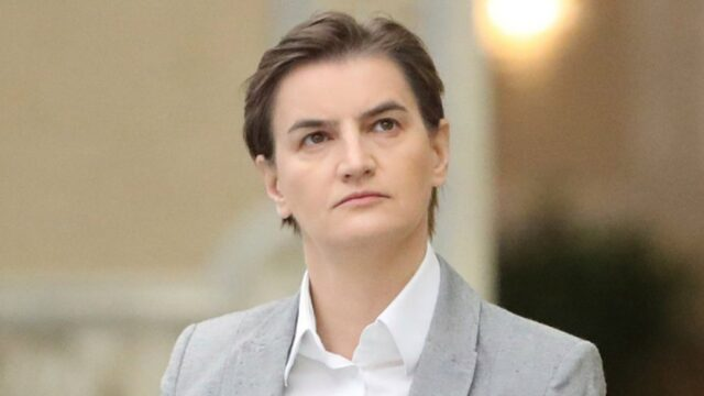 Είναι  πολύ μπροστά στην Σερβία! Η πρωθυπουργός της χώρας απέκτησε παιδί με την σύντροφό της!