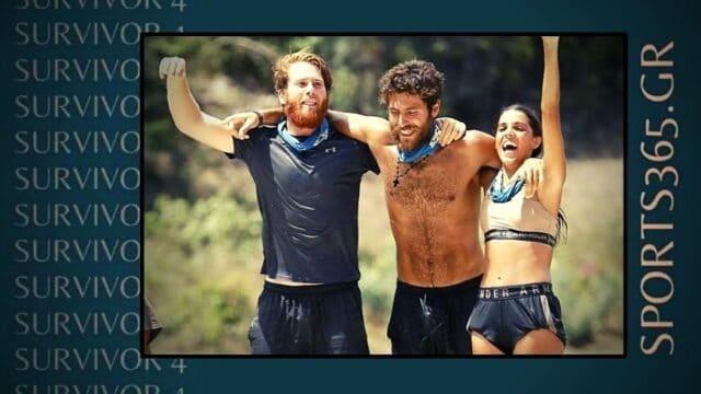 Survivor 4 (05/03): Η Άννα Μαρία Βέλλη δίνει ξεκάθαρο μήνυμα στήριξης σε Νίκο – Τζέιμς!