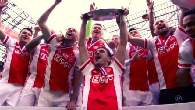 Για 35η φορά στην ιστορία πρωταθλητής Ολλανδίας ο Άγιαξ! (Vid)