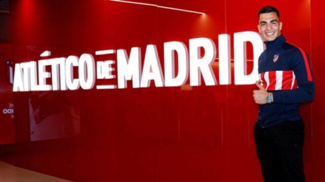 Ατλέτικο Μαδρίτης: Δημήτρης Σταματάκης, ο 18χρονος Έλληνας τερματοφύλακας που έκλεισε!