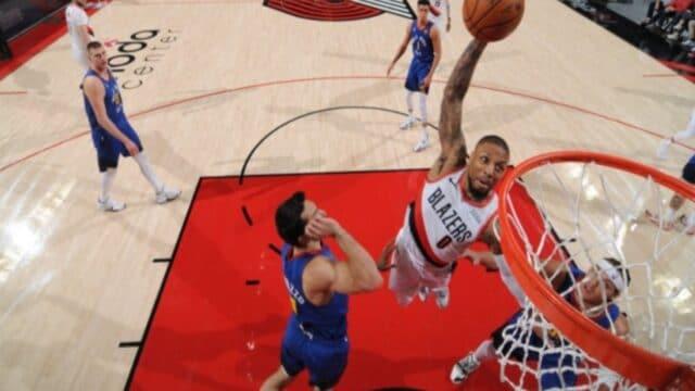 NBA TOP10: Δεν περιγράφεται το κάρφωμα του Λίλαρντ (vid)