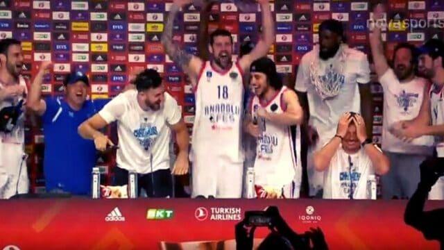 Euroleague – Αταμάν: Το τηλέφωνο του Ερεντογάν και το μπουγέλoμα! (Vids)