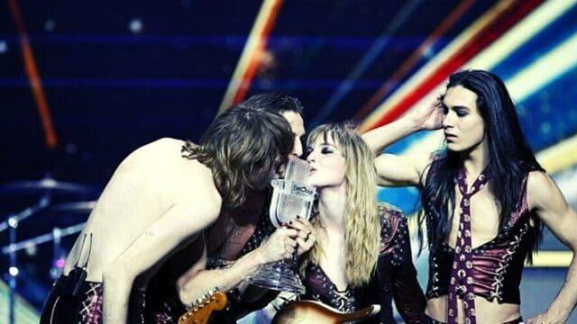 Eurovision 2021 Spoiler: Η φώτο τον καίει! Ο Ιταλός νικητής μπροστά σε όλους έκανε χρήση ναρκωτικών;
