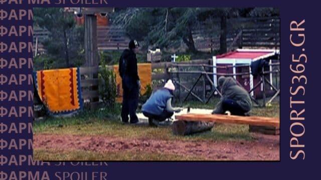 Φάρμα Spoiler (21/5): Τα έσπασαν Ντούπης και Κυριακή; Τρελός καυγάς! (Vid)
