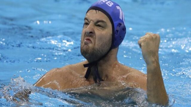 """Ο… """"Ροναλντίνιο"""" του πόλο στον Ολυμπιακό! (vid)"""