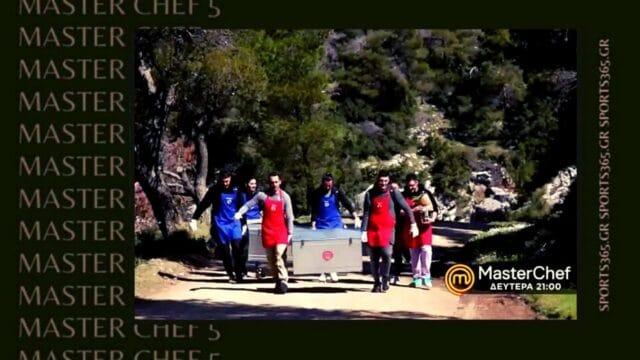 MasterChef 5 Trailer (17/05): Μια ομαδική βουνό που φέρνει την γεύση της αποτυχίας! (Vid)