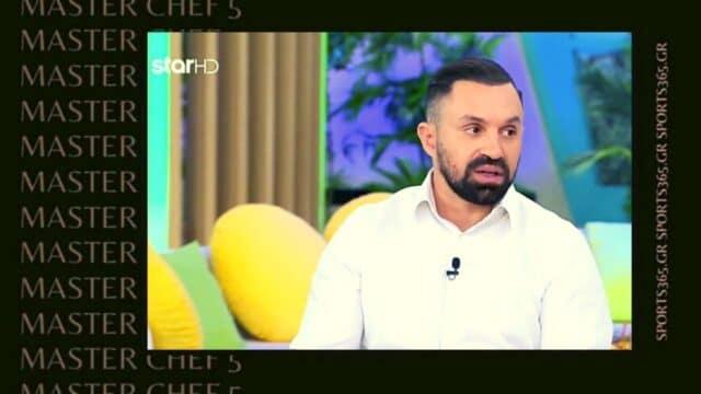 MasterChef 5 Spoiler (14/05): Ο Νίκος Σκορδάκης ανοίγει τα χαρτιά του και μιλάει για όλους! (Vids)