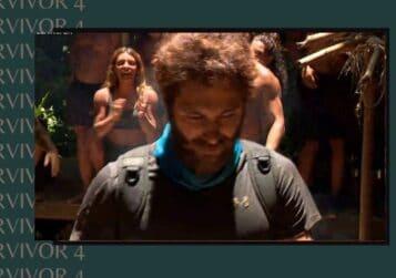 Survivor Survivor 4 Spoiler (18/05): Οι πρώτες δηλώσεις του Μπάρτζη, οι κόντρες και η φιλία με James και Άννα Μαρία! (Vid)