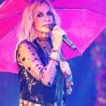 Το βίντεο με την συναυλία της Α. Βίσση με βροχή είναι μοναδικό! (Vid)