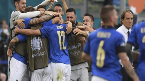 """Ασταμάτητη Ιταλία! Στους """"16"""" με 3Χ3 στον όμιλο! (vids)"""
